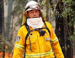 Australia's Prime Minister is also a Volunteer Fireman