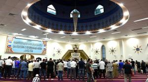sydney siege lakemba mosque where are the women
