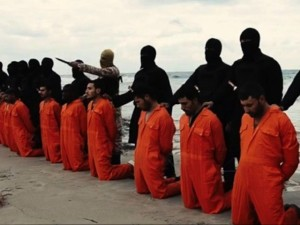 beheading coptic chritians