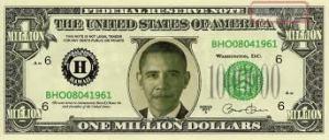 obamas finances