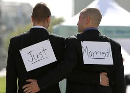 If the Supreme Court accepts the institution of marriage  as applying to same sex couples as well as heterosexuals it is just another nail in America's coffin.