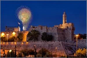 fireworks-israel