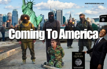 americ obama and ISIS