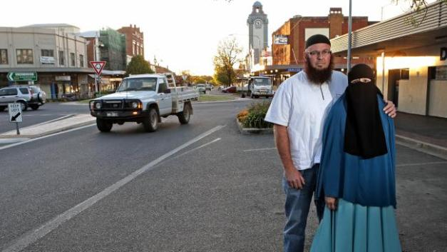 rural NSW Muslims