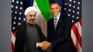 obama and Iran leader