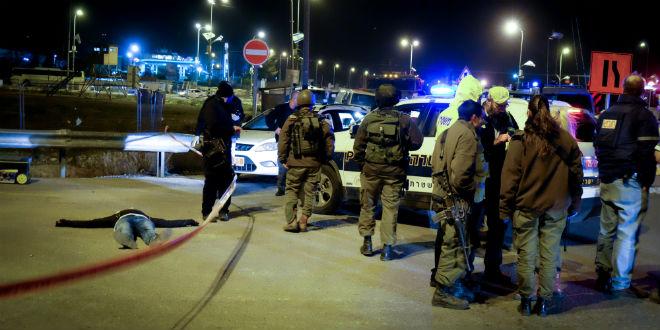 palestinian-terrorist-body-idf-gush-etzion-junction-judea-samaria-attack-1-7-2016