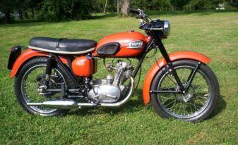 1960 TRIUMPH CUB T20