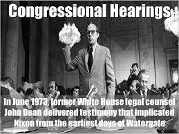 Nixons hearing