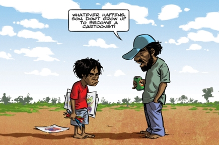 cover-post_specaus-13-august_post Aboriginal cartoon that got people angry