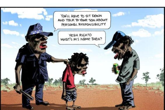 Leaks cartoon