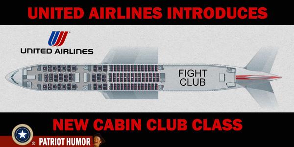 United fight club class