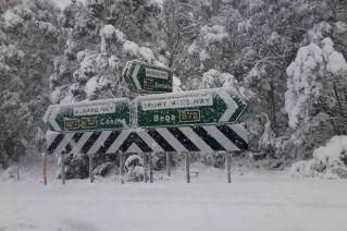 australian snow