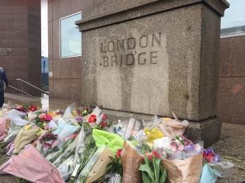 London Bridge memorial