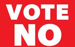 vote NO1