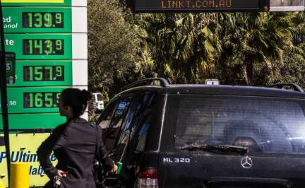 no more petrol or deisel