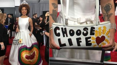 Joy Villa choose life
