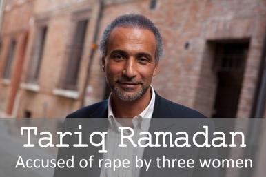 Tariq Ramadam Rapist