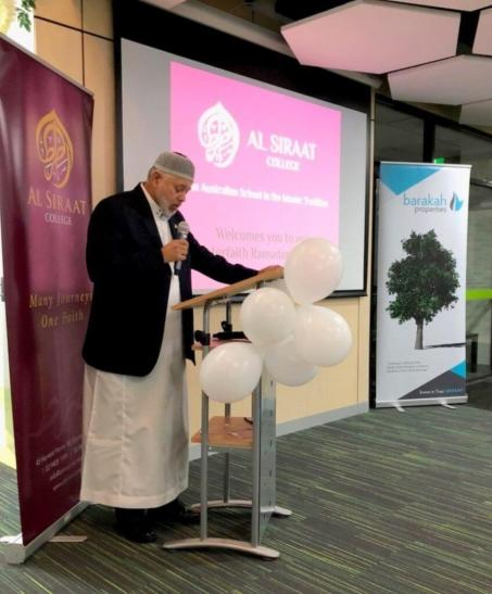 Muslim Aboriginal Elder