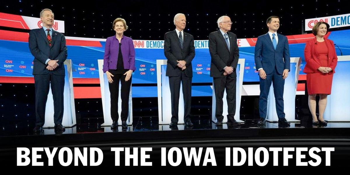Democrat Iowa