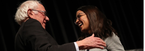 Bernie and AOC