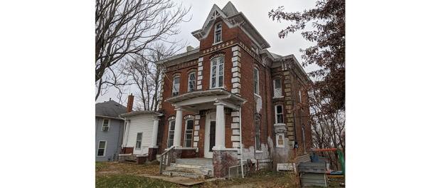 Daum House 513 N Court Ottumwa IowaEdited